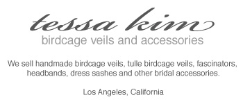 handmade wedding tessakim California Handmade Vendors