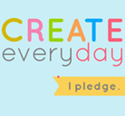 handmade pledge to create every day - 2