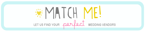 get matched to local wedding vendors
