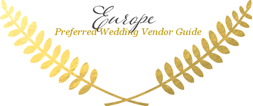 europe wedding vendors