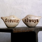 "Wedding cake topper ...""forever always"""