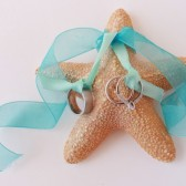 Starfish Ring Bearer Ring Holder