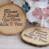 First Dance Lyrics Wood Slice Magnet