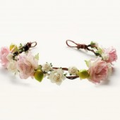 Roses and Lemons Floral Crown