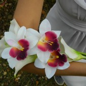 Calla Lily Orchid Bouquet