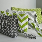Lime and Grey Catalina Collection