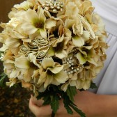 Rustic Brooch Bouquet