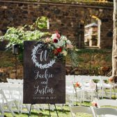 Wood Welcome Sign, Woodsy Wedding Decor, , Rustic Wedding Welcome Sign, Welcome To Our Wedding