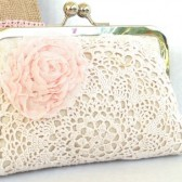 Bridesmaids evening clutch