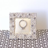 Mini Ivory Ring Holder