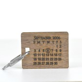 Special Date Key Chain