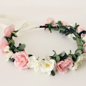 Sweet Blossom Flower Crown