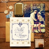 Vintage Printable Save the Dates
