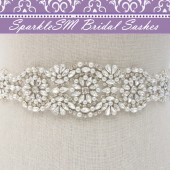 Maguire Pearl Bridal Applique
