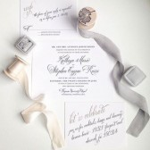 Romance Wedding Invitation Suite | Blush Paper Co.