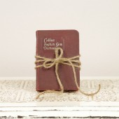 Ring Bearer Book - Pillow Alternative