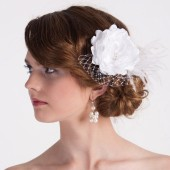Bridal headpiece, Bridal head piece, Bridal Hair Flower, Wedding Accessories , Bridal Hairpiece, Bridal Hair Accessory
