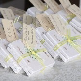 Tile Coaster Personalized Wedding Favors