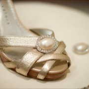 Pearl Magnetic Shoe Clips