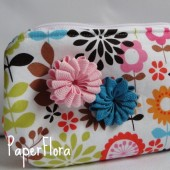 cosmetic bag whimsy