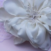 Eve- bridal flower hair clip  Eve- bridal flower hair clip