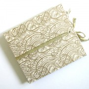 Gold Orient Guest Book