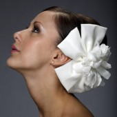 Grace- Bridal hair flower  Grace- Bridal hair flower