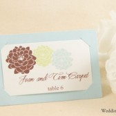 Escort Card Holders