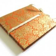 Orange Orient Guest Book