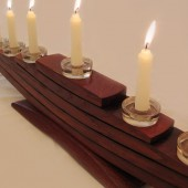 Il Veliero recycled oak wine barrel staves