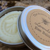 BEE balm:  nose to toes moisturizing balm