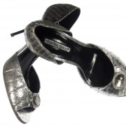 Graphite Gray  Magnetic Shoe Clips