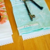 Handkerchiefs for Bridesmaids