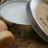 BEE a MAN herbal shave soap