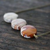 Maya Onyx Necklace - No. 5