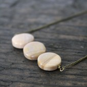 Maya Onyx Necklace - No. 6