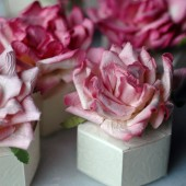 Pretty in Pink Favors Boxes
