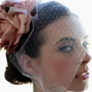 The Michele Fascinator + Veil