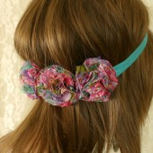 Miss Kate Flower Headband