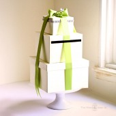 The Wedding Main St. Weding Card box