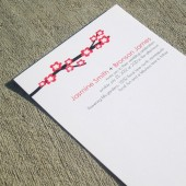 Jasmine Wedding Invitation