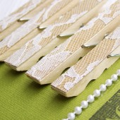 DIY Clothespins for Escort Cards