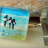 Family Surf Cuff Links