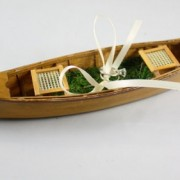 Ring Bearer Canoe