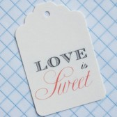 Love is Sweet tags