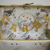 Love Birds Card Trunk