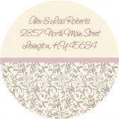 Dreamy address labels