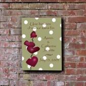 Original Art Birch Hardwood Wall Art Plaque
