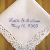 Bride and Groom\'s Names and Date