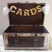 Trunk Card Box
